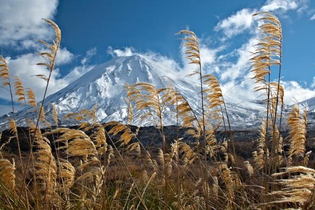 Mt Ngarahoe