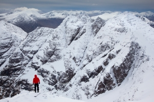 An Teallach Ridge