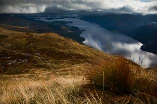 Loch Lomond View at last!