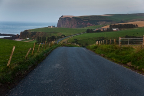 The Road to Pennan