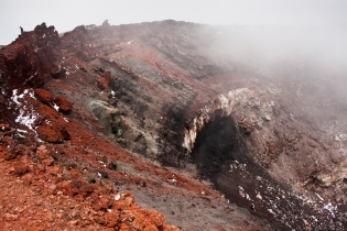 Looking into Mt Doom
