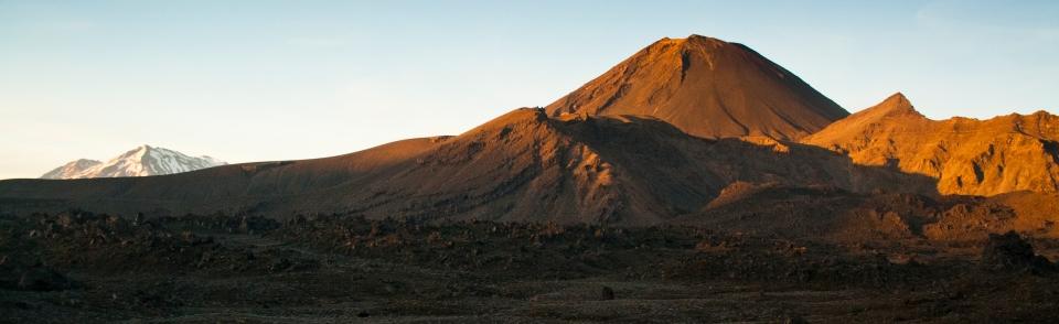 Ruapehu, Ngarahoe and Tongariro