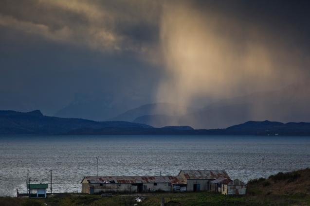 Puerto Natales Storm