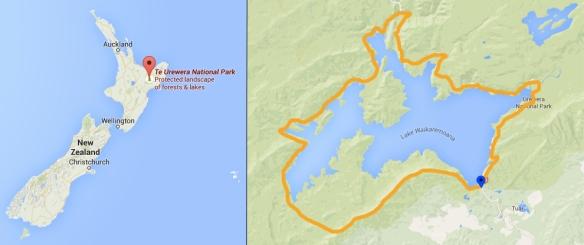 Lake Waikaremoana Circuit   WillCopestakeMedia